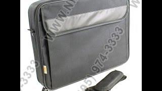 Распаковка и обзор сумки для ноутбуков Kreolz B1701b 17.3