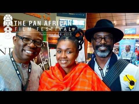 PAN African Film Festival (PAFF) Los Angeles 2015