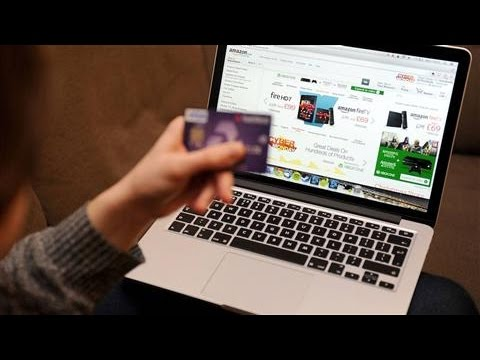 Online Shopping Tops Stores on Black Friday Weekend