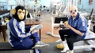 НИХУЁВЫЕ БЛИНЫ - Жим (Official music video)