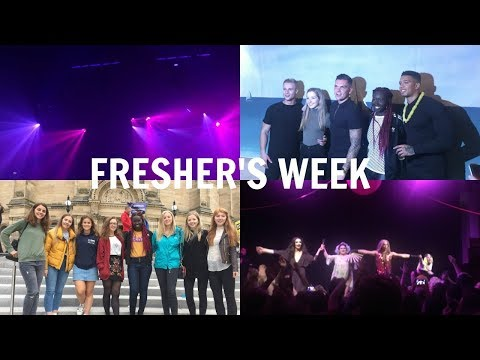 EDINBURGH UNI VLOG #3: FRESHER'S WEEK!!! | HADDY JENG
