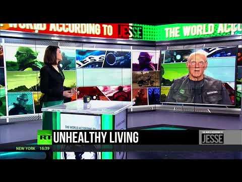 Big Sugar, Health & Max Lugavere  World According to Jesse on RT America