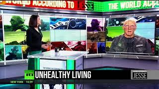 Big Sugar, Health & Max Lugavere | World According to Jesse on RT America |