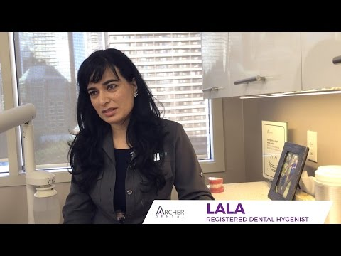 Lala of Archer Dental