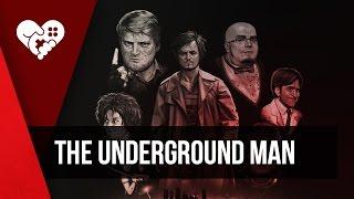 The Underground Man или подземный человек. Игра от Мэддисона.