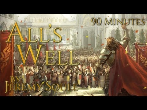 Jeremy Soule (Oblivion) — All's Well [Extended 90 min.]