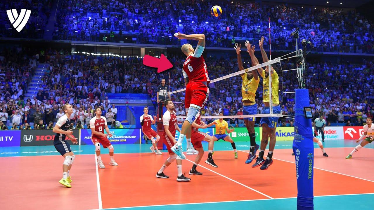 Bartosz Kurek: MVP & World Champion of 2018 - HERE'S WHY!! | Volleyball World | HD
