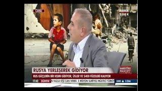 5. Yılında Suriye Meselesini Prof. Dr. Mithat Baydur Habertürk'te değerlendirdi.