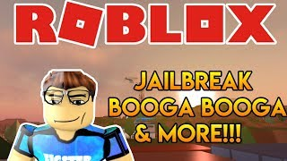 🌎🎮 Roblox | 🔴 Live Stream #77 | PLAYING JAILBREAK, BOOGA BOOGA & MORE! | Play with ME! 🎮🌎