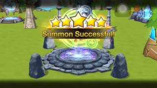 Summoners war #1 NATURAL 5 STAR SUMMON!!