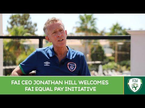 INTERVIEW | FAI CEO Jonathan Hill on FAI equal pay initiative