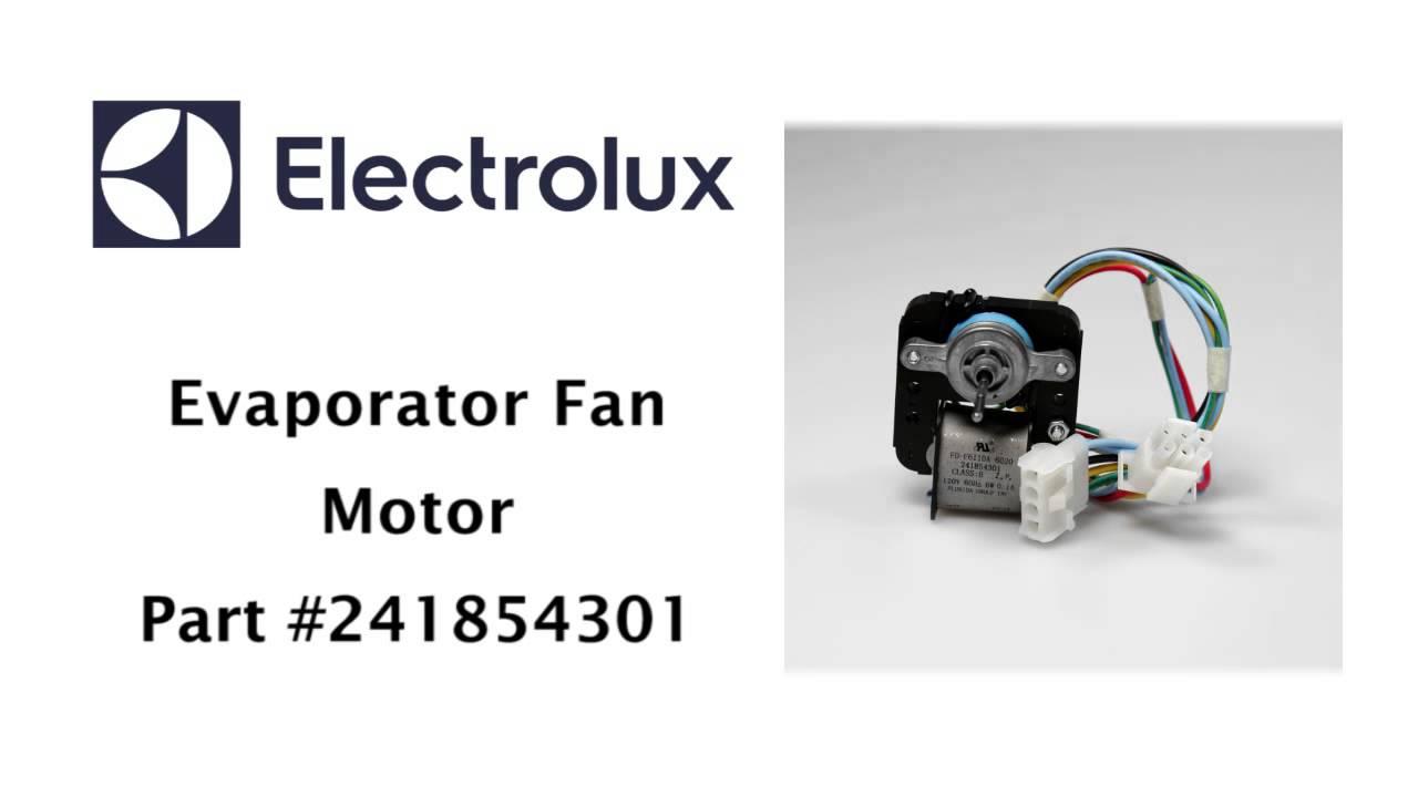 Electrolux Fan Motor  4055165627