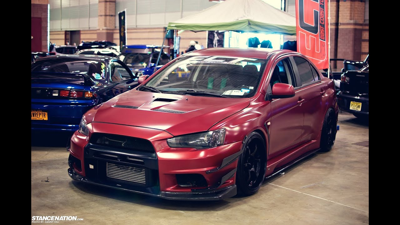 Mitsubishi Evo Mr Evo Ready For Takeoff Youtube