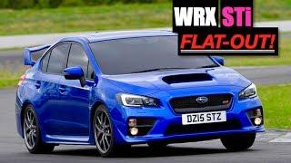 homepage tile video photo for Subaru WRX STI Flat-Out