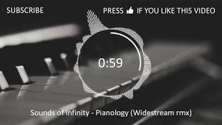 Liquid drum and bass: Sounds of infinity - Pianology (Widestream remix) 30fps