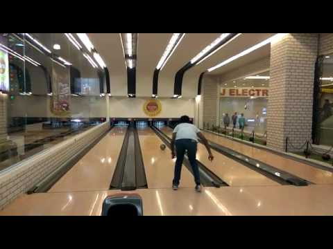 Bowling video from forum mall Hyderabad