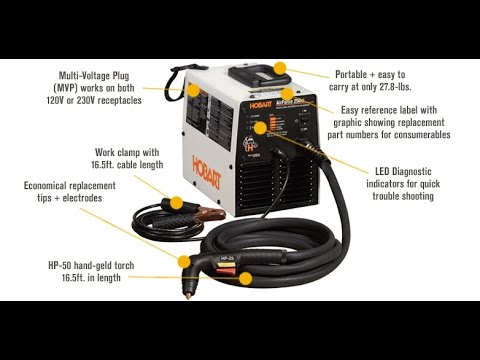 hobart plasma cutter hobart 500548 airforce 500i plasma cutter review 29176