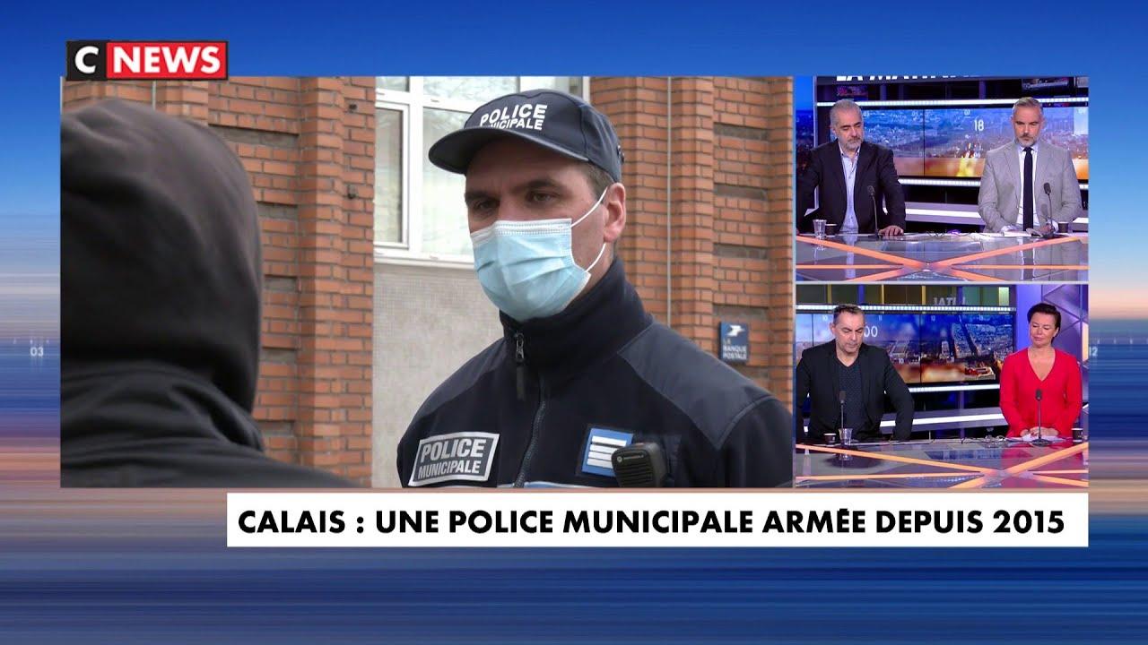 Download Calais : une police municipale armée depuis 2015