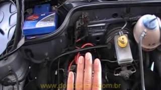 Dr CARRO Dica Cabo Vela Gol MI 8v 16v Sequência montagem e teste
