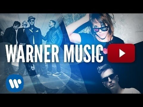 Warner Music Germany auf YouTube