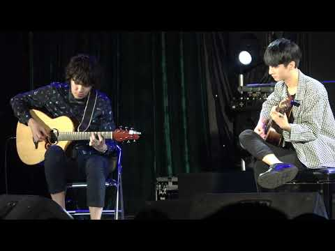 Fly Me To The Moon  Satoshi Gogo and Sungha Jung