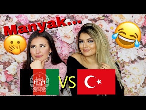 Language Challenge TURKISH vs FARSI