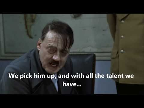 Hitler Reacts to Chargers Coaching Decision