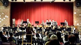 Yorkshire Wassail - Stephen Bulla (PETHS Gr9 Concert Band)