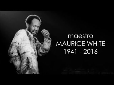 Maurice White - Open Your Heart To Love ( R.I.P. MW )