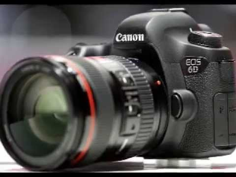 Harga dan Spesifikasi Kamera Canon 6D Terbaru
