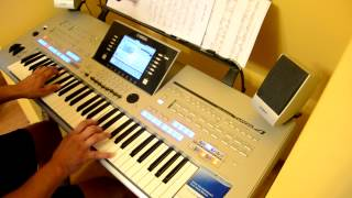 Jean Michel Jarre - Magnetic Fields II - Tyros 4 (cover)
