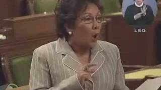 Hedy Fry: Infrastructure, Question Period, October 23, 2009