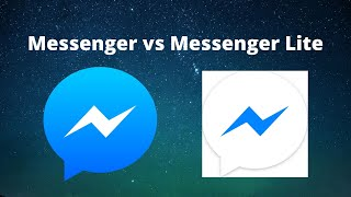 Messenger vs Messenger Lite | What's the Difference? screenshot 3