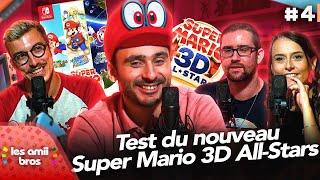 On a testé le nouveau Super Mario 3D All-Stars ! 🎮   Les Amiibros #4