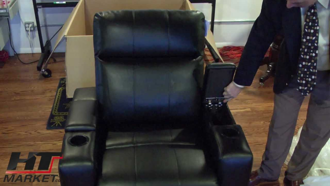 Row One Plaza Home Theater Seating