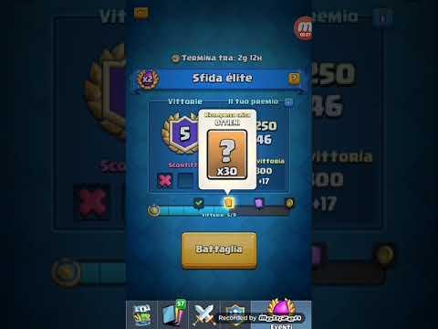 Provo a vincere la sfida elite!!!