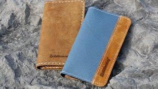 Zirkeltraining Ring Deluxe Leder & Matte iPhone Taschen