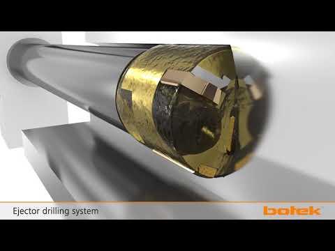 Botek Ejector Drilling System
