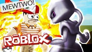 Roblox Adventures / Project Pokemon / MEWTWO BOSS!!