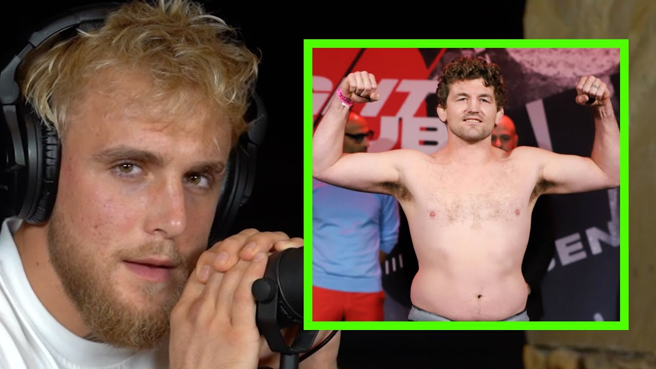 JAKE PAUL'S FINAL MESSAGE TO BEN ASKREN...