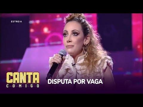 Luiza Lapa faz segunda apresentação na disputa por vaga na semifinal