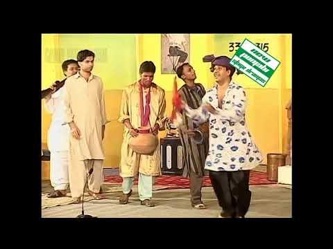 Iftikhar Thakur | Deedar | Tahir Noshad | Sajan Abbas | Tariq Teddy Pakistani Punjabi Stage Drama