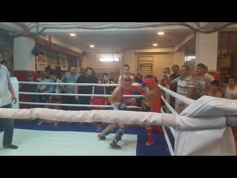 Kənan Dağlı Kickboxing