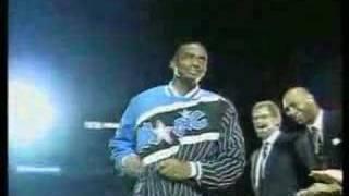 Michael Jordan pulls Penny Hardaway