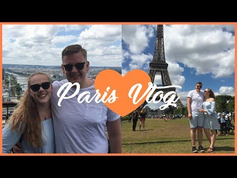 A morning at the Eiffel Tower || Paris Vlog