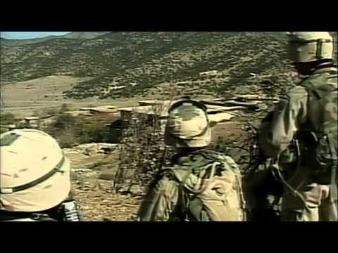 U.S. Military Death Toll In Afghan War Reaches New Milestone