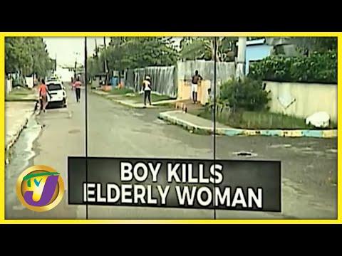 Elderly Woman Murdered | Jamaica Bad Wud Law | PNP in Damage Control Mode
