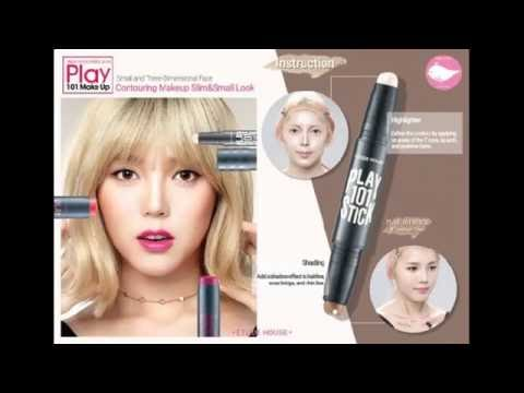 etude house play 101 stick contour duo
