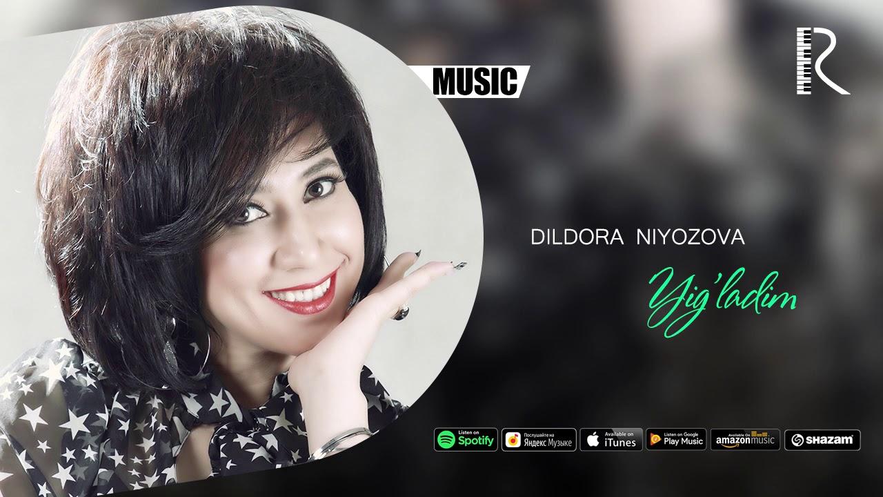 Dildora Niyozova - Yig'ladim | Дилдора Ниёзова - Йигладим (music version) #UydaQoling