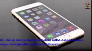IPHONE 6 'NIN BİLİNMEYEN 7 ÖZELLİĞİ